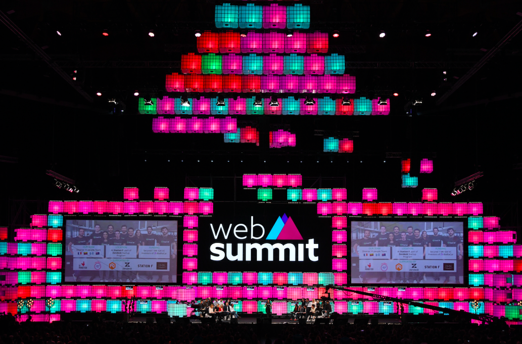 WATCH: Dr. Mmantsetsa Marope discusses Gender Equality in Tech at Web Summit 2018