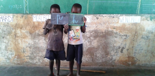 GPE early reading project with IBE-UNESCO in West Africa