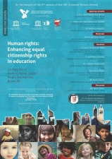 Human rights education IBE-UNESCO