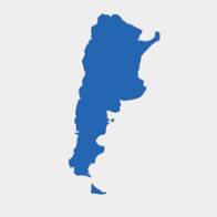 Illustrative map Argentina