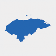 Illustrative map Honduras