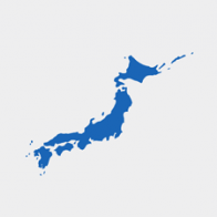 Illustrative map Japan