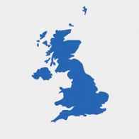 Illustrative map United Kingdom