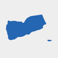 Illustrative map Yemen