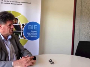 Curriculum is a plan for learning: Interview with Jan van den Akker